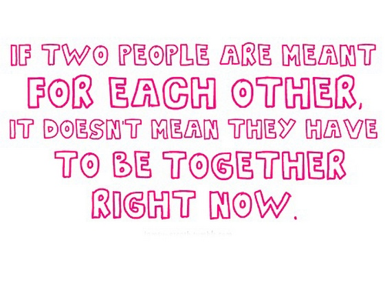 Quotes about Being together (172 quotes)