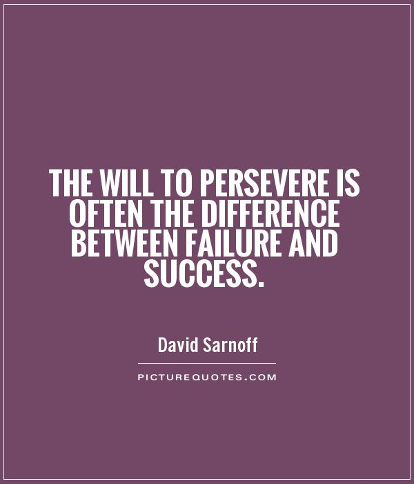 Quotes about Success perseverance 89 quotes