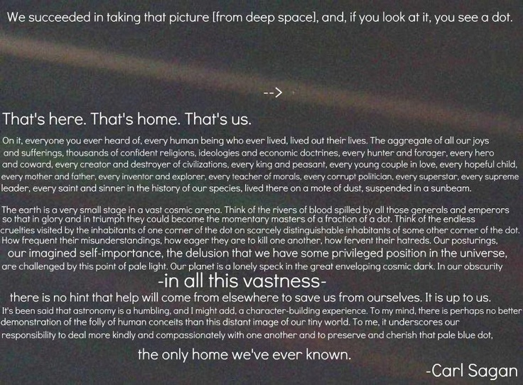 Quotes About Pale Blue Dot 20 Quotes