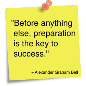 Quotes About Being Prepared For Anything 15 Quotes
