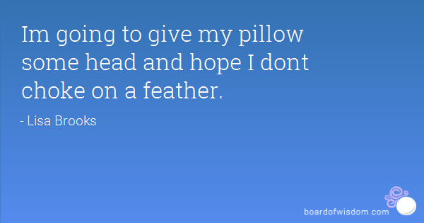 Quotes about Giving good head (20 quotes)