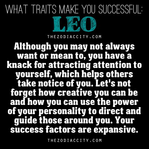Leo Zodiac Sign Personality Quotes