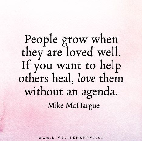 Quotes On Loving Others Enchanting Quotes About Love Other People 48 Quotes