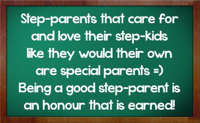 Amazing Step Parent Quotes Images - Intelli-Response.com ...