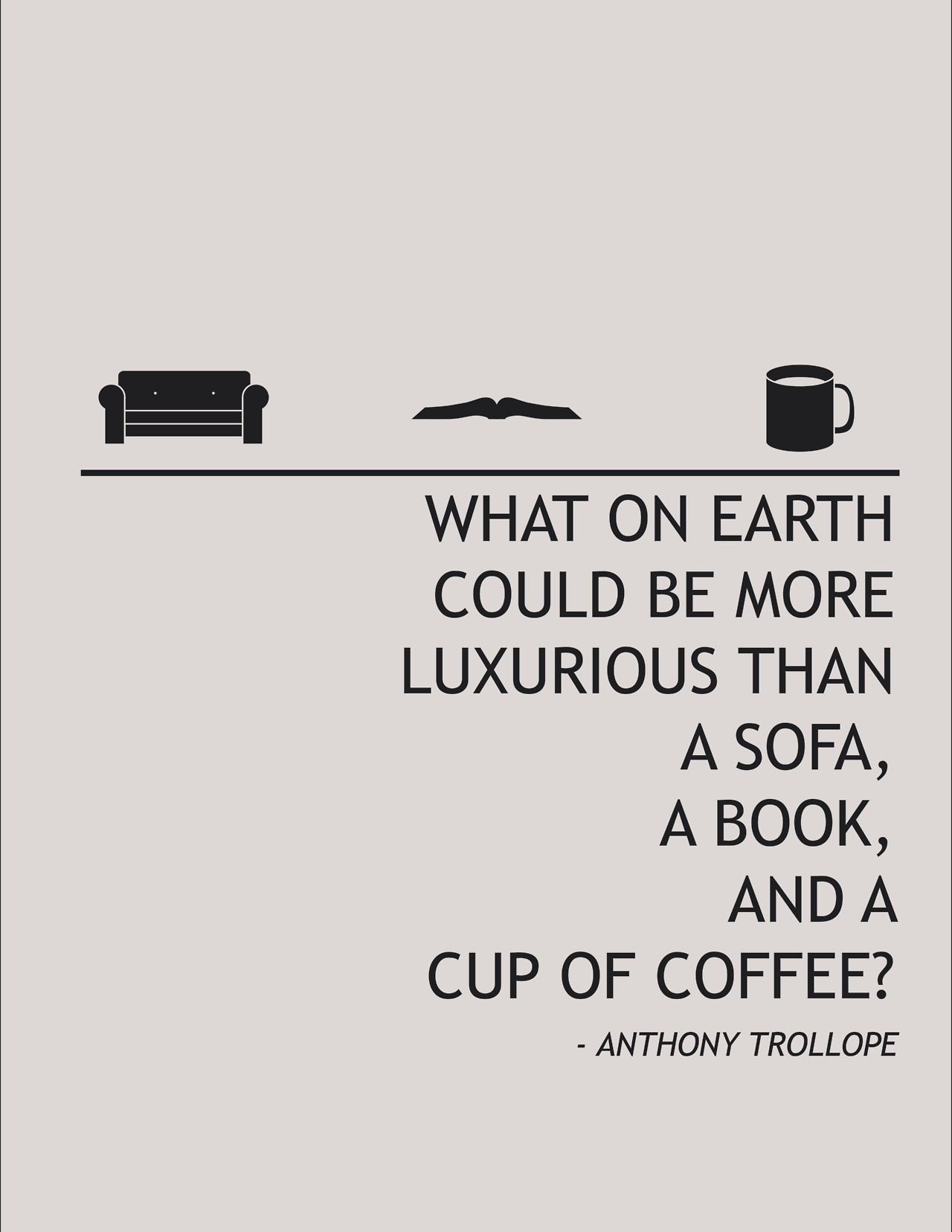 quotes about coffee and reading quotes