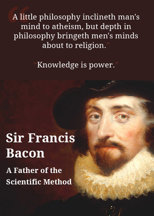 Quotes About Francis Bacon 64 Quotes