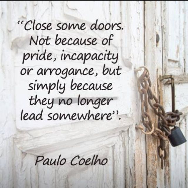 sc 1 st  Quote Master & Quotes about Closing Doors (28 quotes)