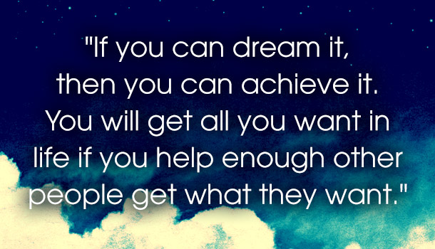 Quotes About Achieve Your Dreams 78 Quotes