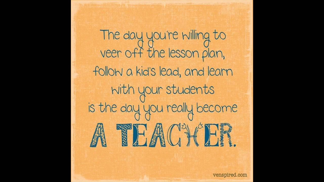 Quotes About Teachers And Students 127 Quotes