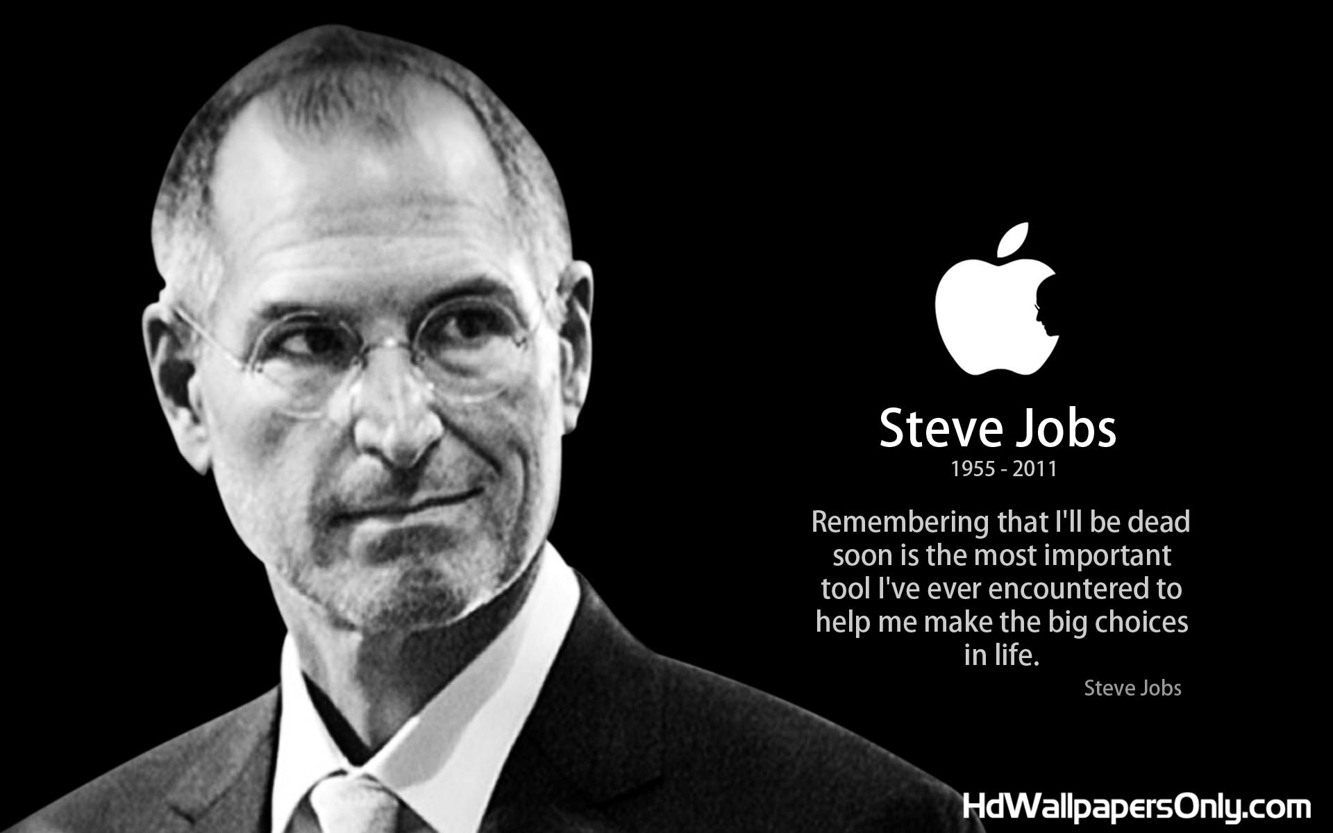 reaction paper of steve job s Steve jobs leadership at apple inc steve jobs leadership at apple corporation introduction and traits steve jobs returned to apple after twelve years a revitalized leader having left the corporation in 1985 after an internal dispute.