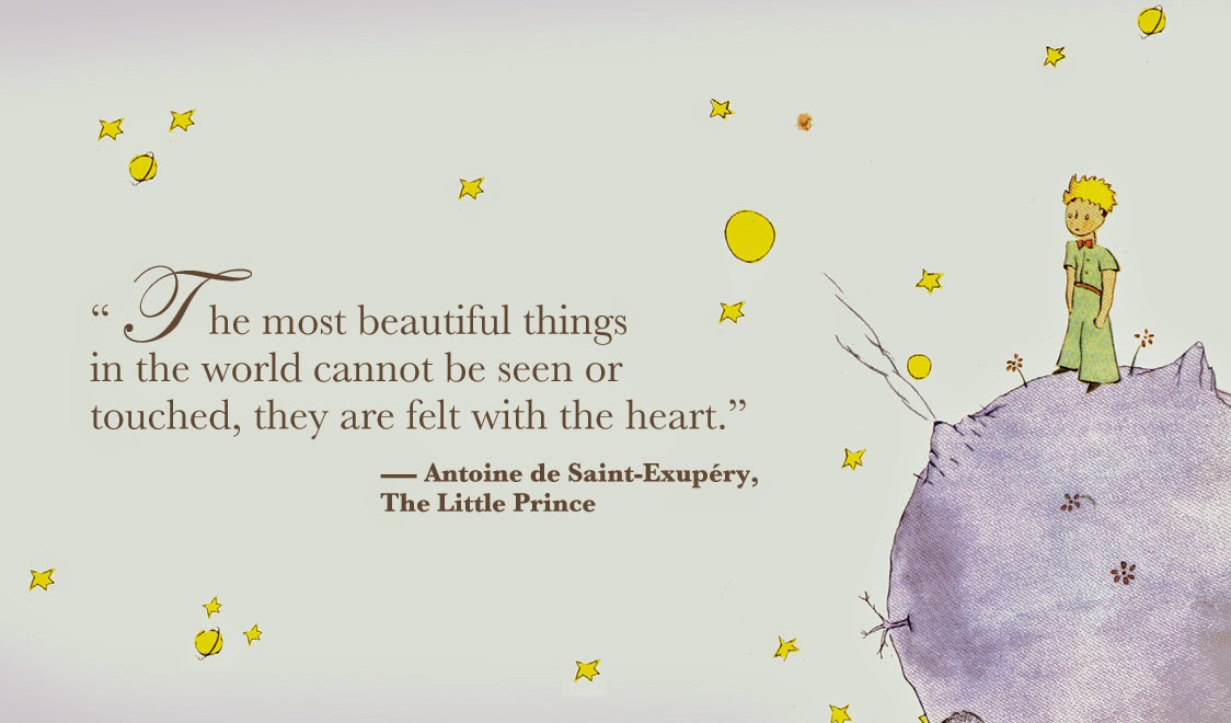 the little prince quote analysis Read this essay on the little prince analysis come browse our large digital warehouse of free sample essays get the knowledge you need in order the little prince written by antoine de saint-exupery is one of the most controversial novels of its time it reflects the main ideas about relationships.