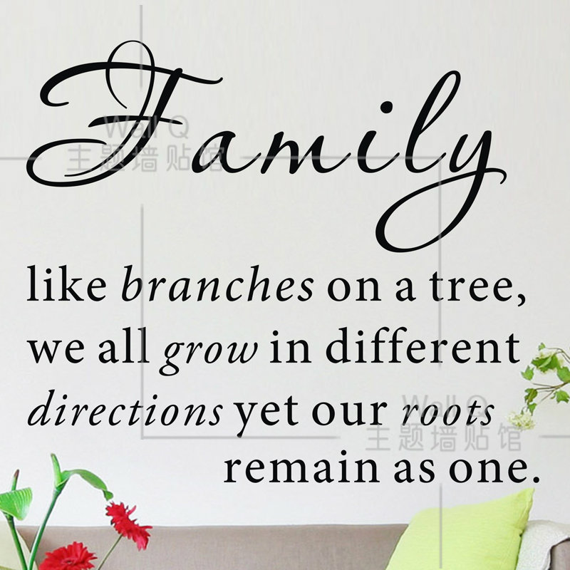 quotes about family tree quotes