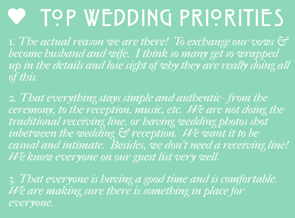 Quotes About Wedding Preparation 23