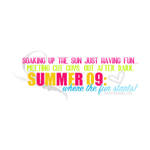 Quotes About Fun In The Sun 60 Quotes