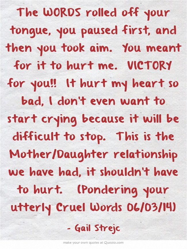 Quotes about Bad mothers (41 quotes)