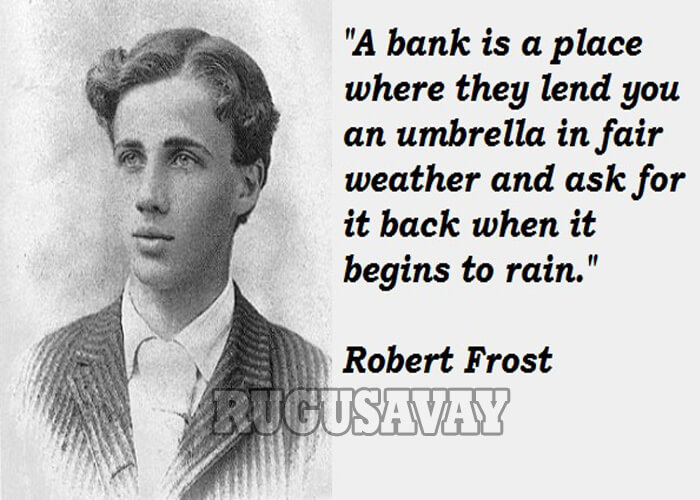 Robert Frost Quotes: Quotes About Poetry Robert Frost (20 Quotes