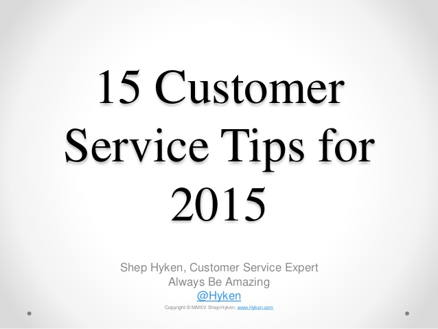 Quotes about Improving customer service (21 quotes)