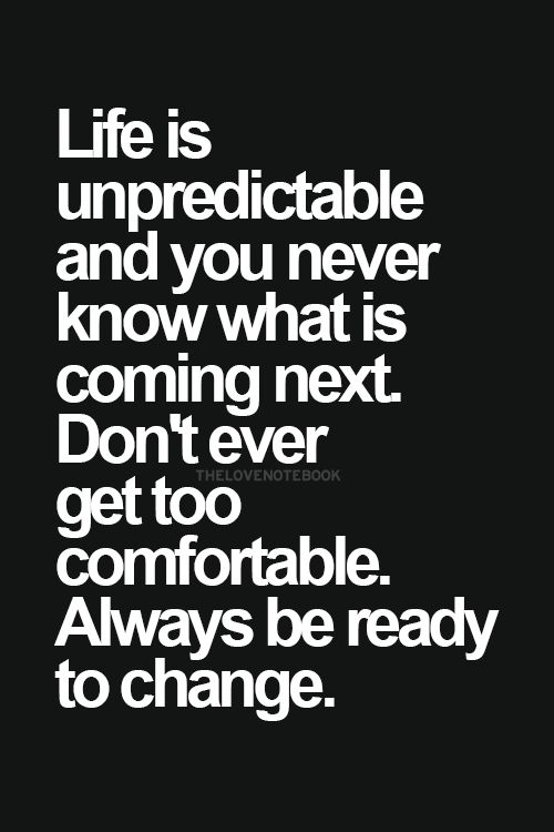 quotes on getting ready