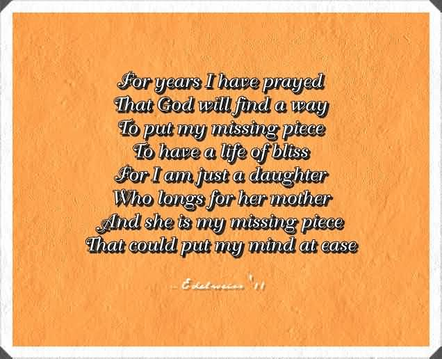 Quotes about Missing mom (27 quotes)