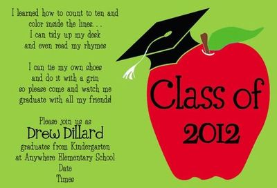 quotes about graduation from kindergarten quotes