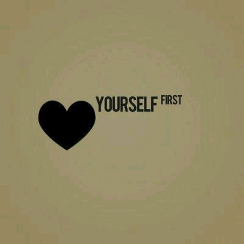 Quotes About Only Loving Yourself 23 Quotes