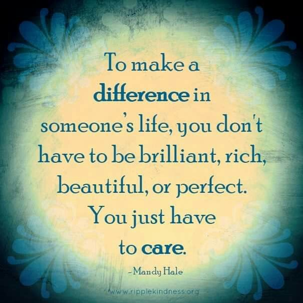 Quotes About Make A Difference 610 Quotes