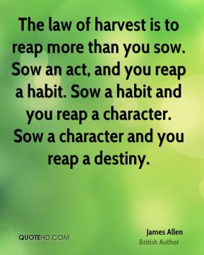 Quotes About Sow 217 Quotes