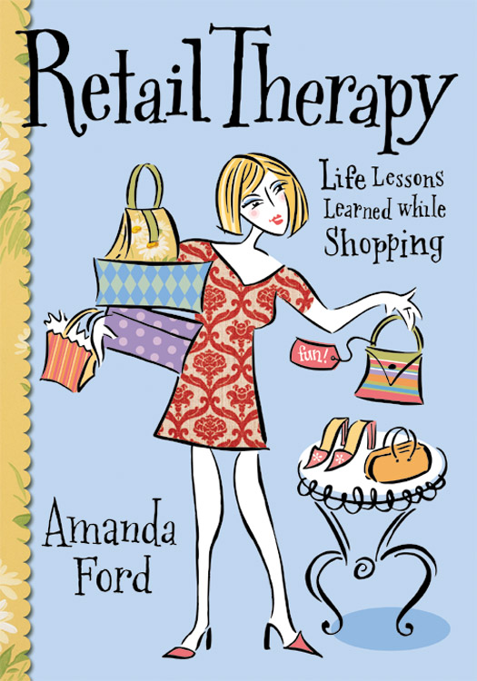 Quotes about Shopping therapy (14 quotes)