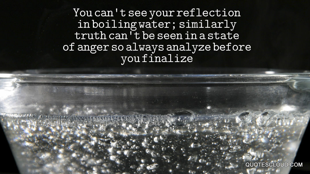 Quotes About Reflection In The Water 31 Quotes