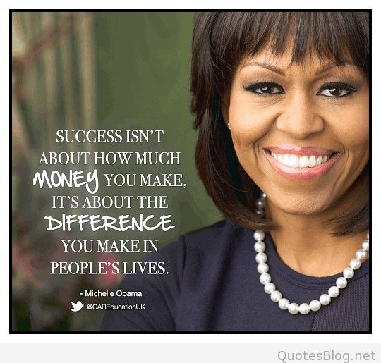 Quotes about Michelle Obama (98 quotes)