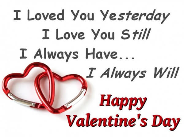 Quotes about Valentines day for her (17 quotes)
