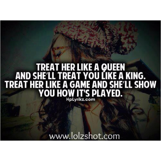 Tagged I Will Treat Her Like A Princess Quotes