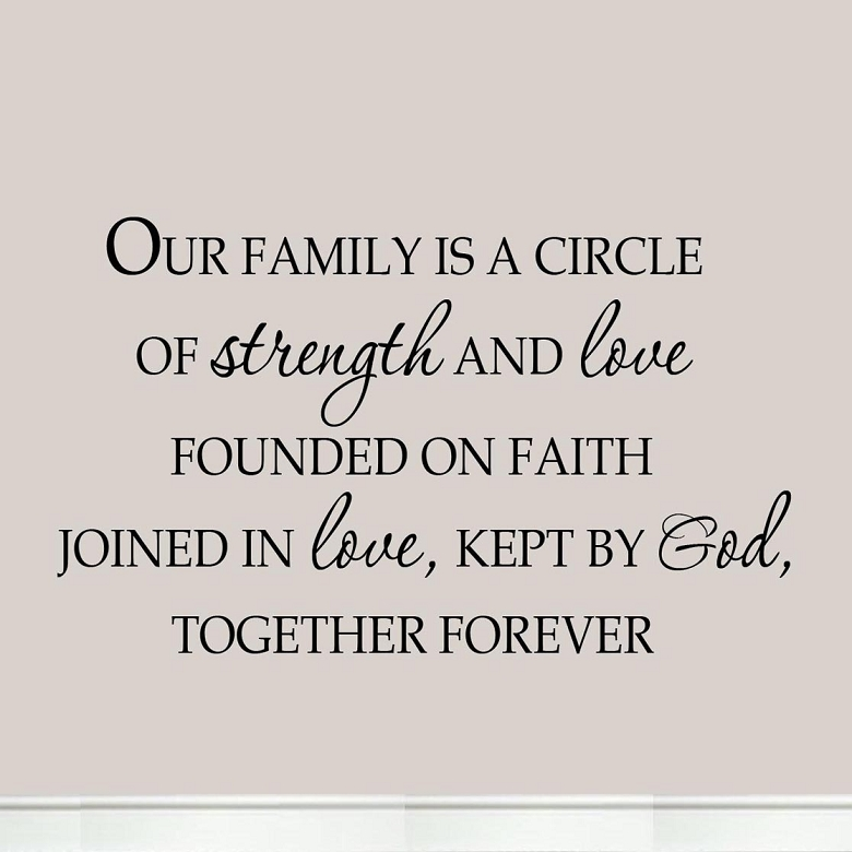 quotes about family love and strength quotes