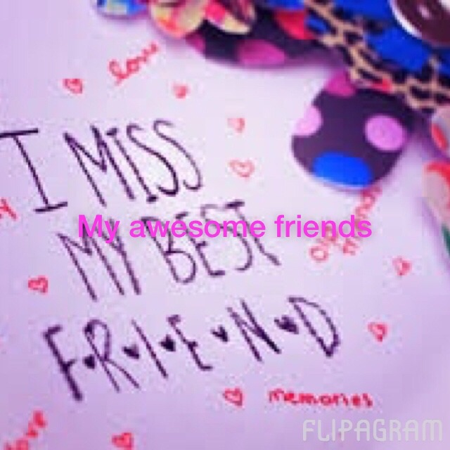 best friend memories essay