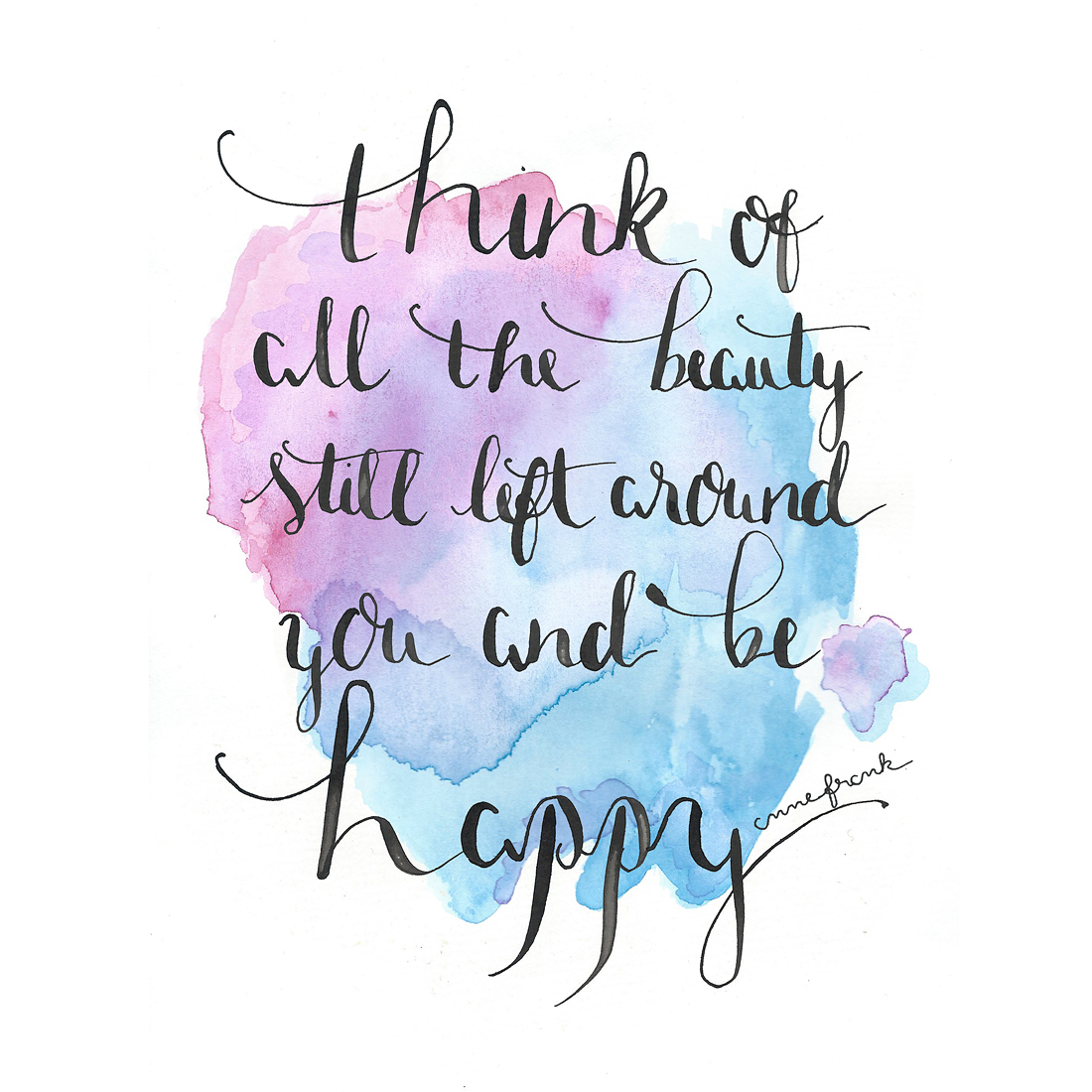 Cute Quotes On Life And Happiness: Quotes About Calligraphy (65 Quotes