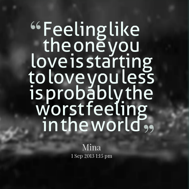 Starting fall love about in quotes to 25 Love