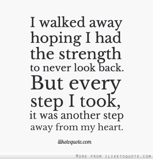 Quotes About Never Looking Back 59 Quotes