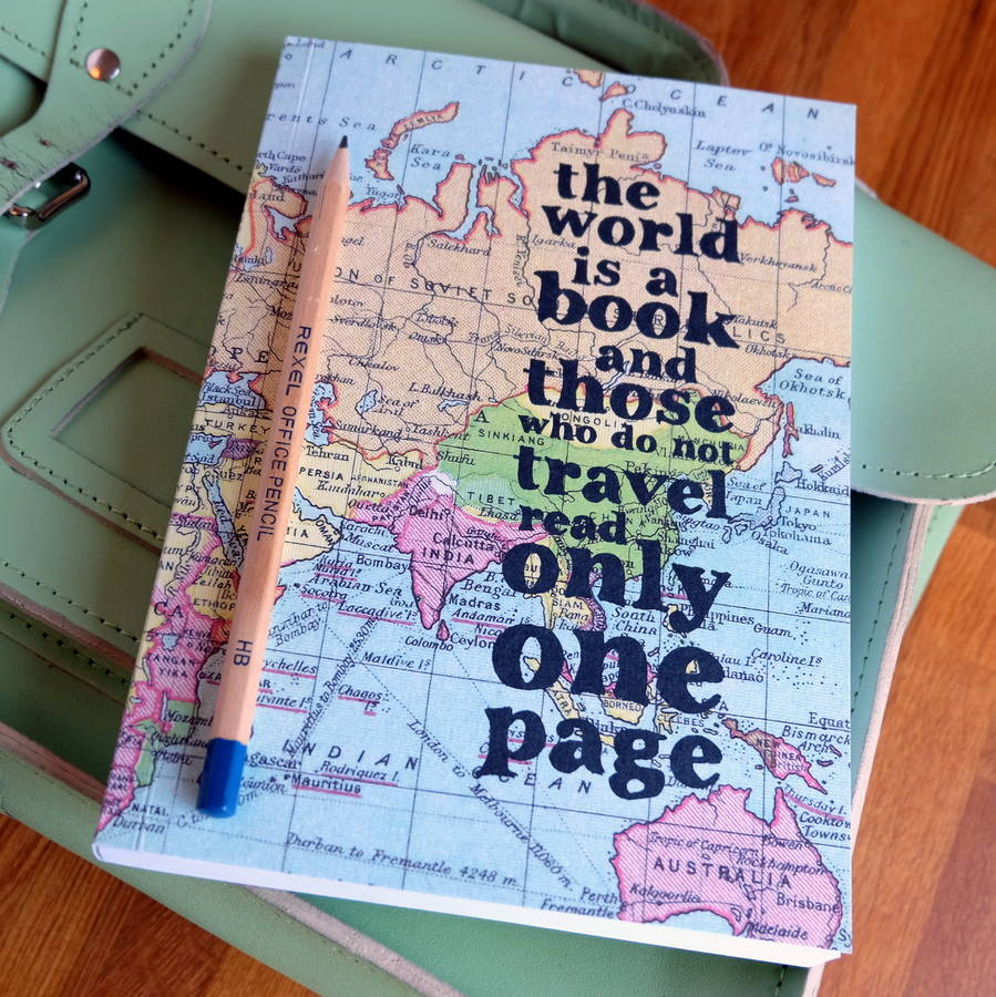 Quotes About Travel Journals 26 Quotes