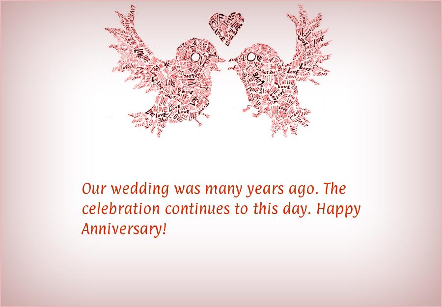 Anniversary quotes first 91 Happy