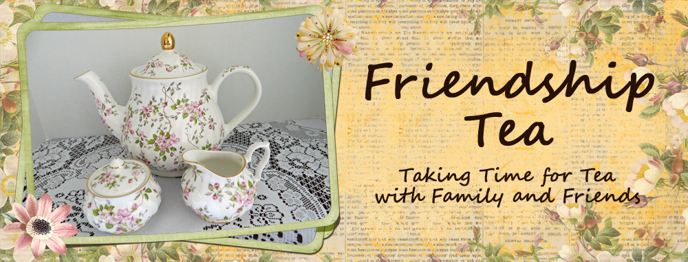 Quotes about Tea and friendship (17 quotes)