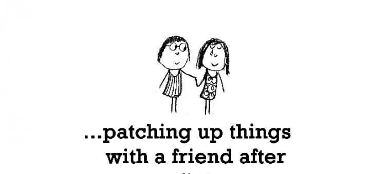 Quotes about Best friends fighting (55 quotes)