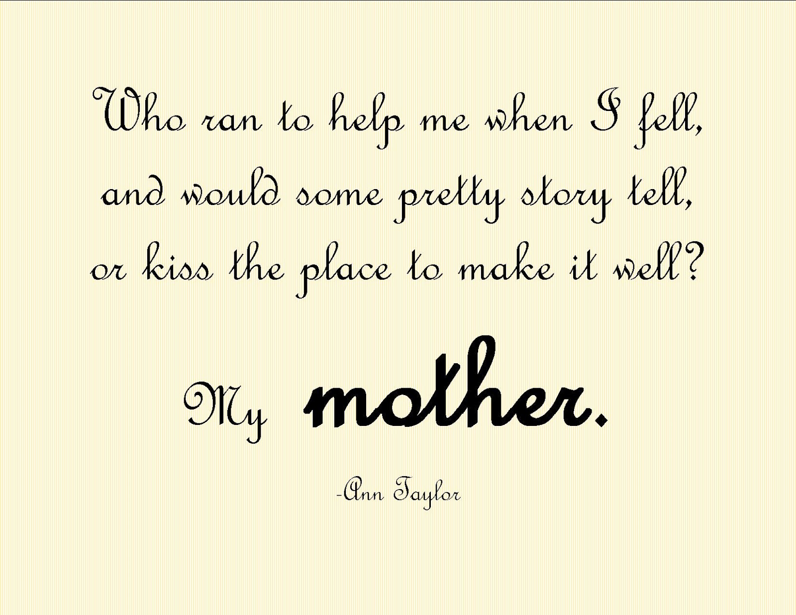 Quotes About I Love My Mother 81 Quotes