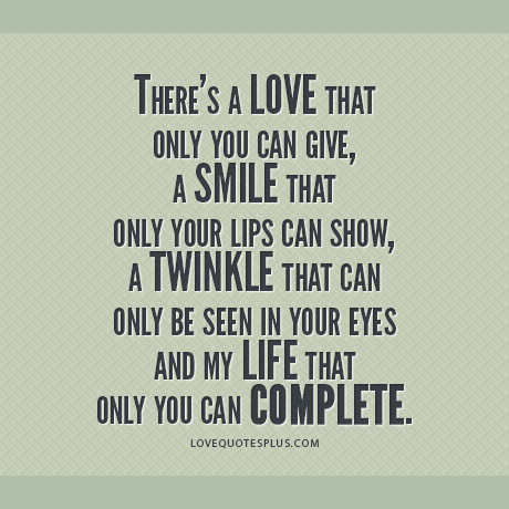 Quotes About Only One Love 263 Quotes