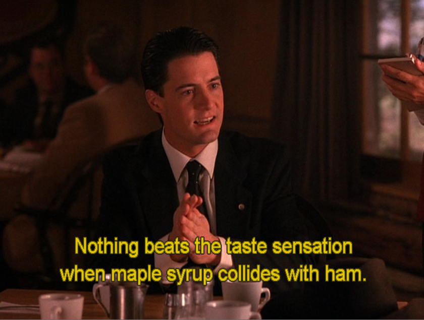 Best Twin Peaks Quotes Quotes about Peaks (143 quotes) Best Twin Peaks Quotes