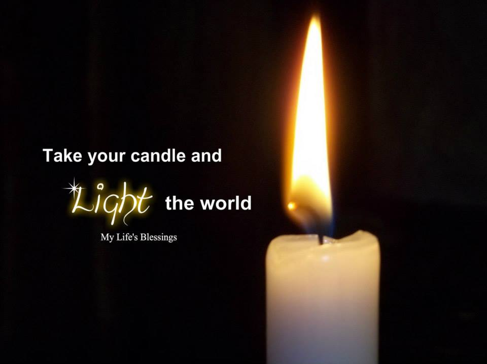 & Quotes about Light candle (118 quotes)