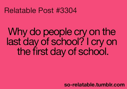 Quotes about Leaving junior high (19 quotes)