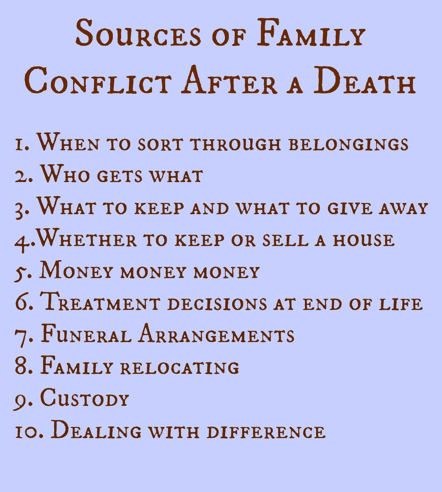 quotes about loss family member quotes