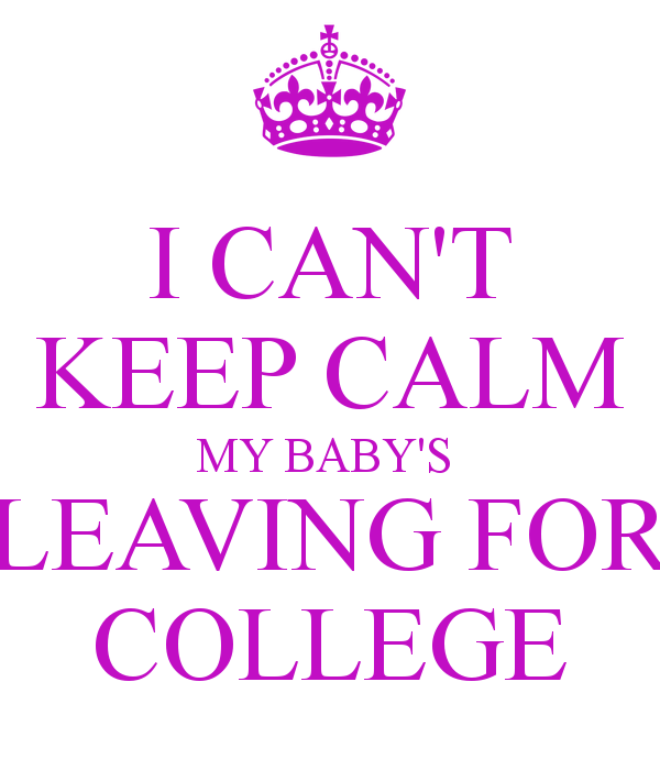 Quotes about Leaving parents for college (17 quotes)
