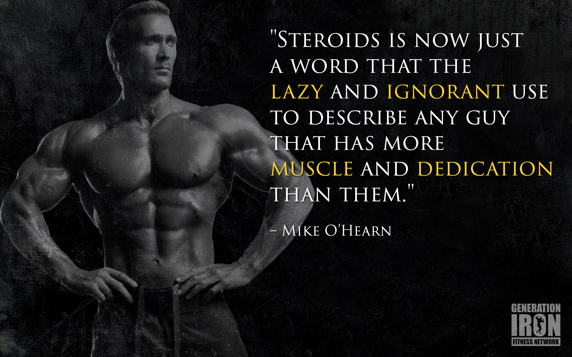 quotes about steroids