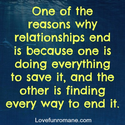 Quotes about Relationships ending (58 quotes)